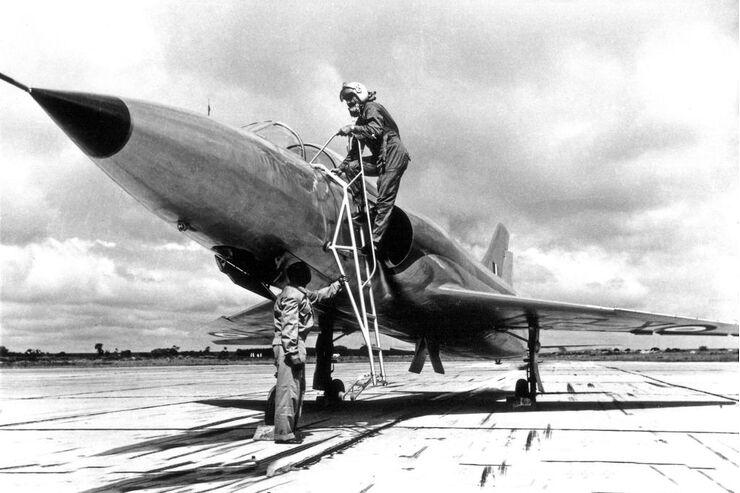 Der zweite Streich: Indiens erster Jet-Jäger entstand mit deutscher Hilfe