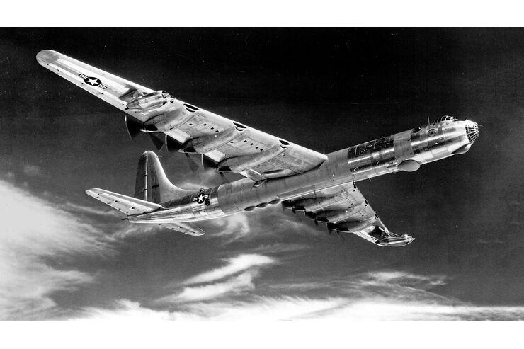 Convair B-36 Peacemaker: Der Riesen-Bomber