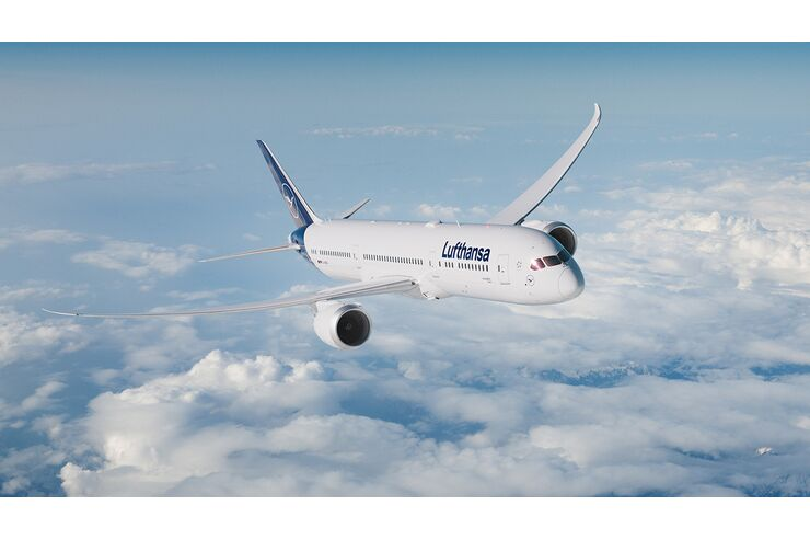 """Boeing 787 für Lufthansa: Erster Dreamliner heißt """"Berlin"""" - und hat Verspätung"""