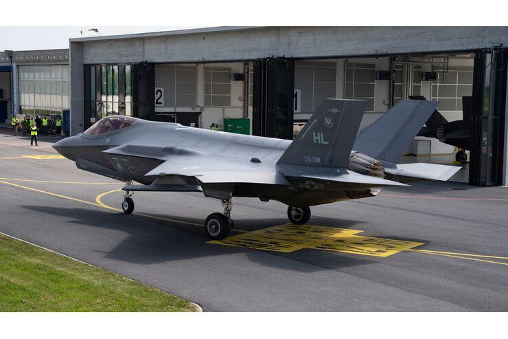 Medienberichte: Die Schweiz kauft wahrscheinlich die F-35A